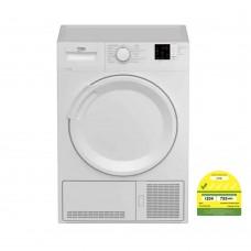 Beko DTLCE81031W Condenser Dryer (8KG)