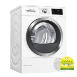Bosch WTW876H8SG Serie | 6 Heat Pump Tumble Dryer (8KG)