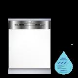 Brandt VH1772X Built-in Dishwasher