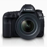Canon EOS 5D Mark IV (EF 24-70 f4 L IS USM) DSLR Camera