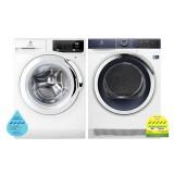 (Bundle) Electrolux EWF9025BQWA Washing Machine (9kg) + EDH803BEWA Heat Pump Dryer (8kg)