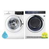 (Bundle) Electrolux EWF9025BQWA Washing Machine (9kg) + EDH903BEWA Heat Pump Dryer (9kg)
