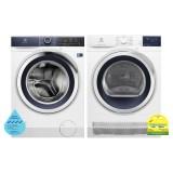 (Bundle) Electrolux EWF1042BDWA Washing Machine (9kg) + EDC704GEWA Condenser Dryer (10kg)
