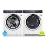 (Bundle) Electrolux EWF1042BDWA Washing Machine (10kg) + EDH803BEWA Heat Pump Dryer Dryer (8kg)