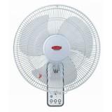 "Europace EWF8162U Wall Fan with Remote Control (16"")"