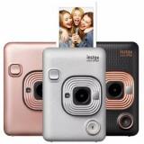 Fujifilm Instax Mini LiPlay Instant Camera