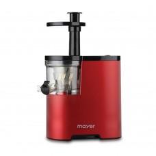Mayer MMSJ130RD Slow Juicer (Red)