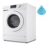 Panasonic NA-128XB1WSG Front Load Washing Machine (8KG)