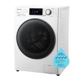 Panasonic NA-S106FG1WS Front Load Washing Machine (10/6KG)