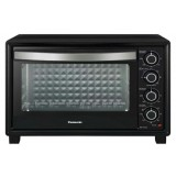 Panasonic NB-H3203KSP Upper & Lower Double Heater Grill and Convection Oven (32L)