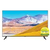 "Samsung UA82TU8000KXXS Crystal UHD 4K Smart TV (82"") - 4 Ticks"