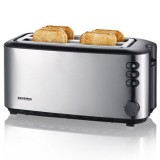 Severin AT 2509 4-Slice Pop-up Toaster