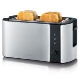 Severin AT 2590 4-Slice Pop-up Toaster