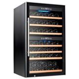 Tecno SW-66 Dual Temperature Zone Wine Chiller (60 bottles)