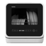 Toshiba DWS-22ASG(K) Portable Dishwasher (5L)