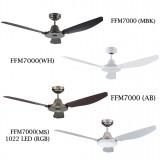 """Fanco FFM 7000 52"""" (ABS 3 Blade) Ceiling Fan"""