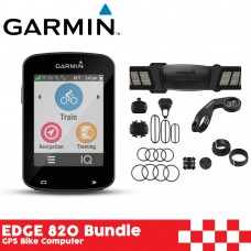 Garmin Edge 820 Bundle GPS Bike Computer