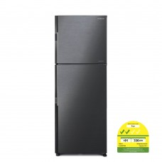 Hitachi R-H240P7MS Top Freezer Refrigerator (203L)