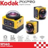 KODAK SP360 360° Action Camera