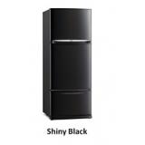 Mitsubishi MR-V45EG Multi- Door Refrigerator in Shiny Black (343L)