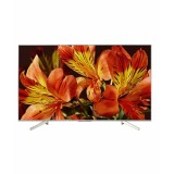 Sony KD-49X8500F Bravia 4K Ultra HD Smart (Android) TV in Silver