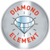 Tefal Vitesse Diamond Kettle BF2731 (1.7L) (White)